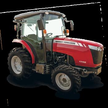 Massey Ferguson 1700 Series Premium Compact Tractor Tractors