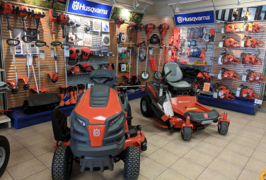 Husqvarna Showroom Photo
