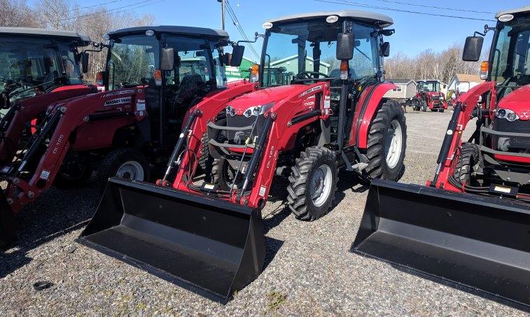 Massey Ferguson 1740M Tractor » Proudfoot Motors