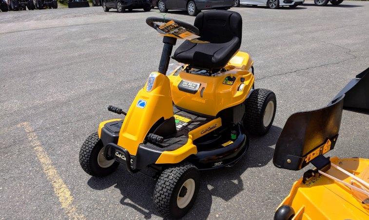Cub Cadet CC30H Neighbourhood Rider » Proudfoot Motors