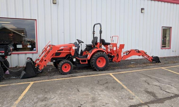 Kioti CK2510 Tractor Loader Backhoe » Proudfoot Motors