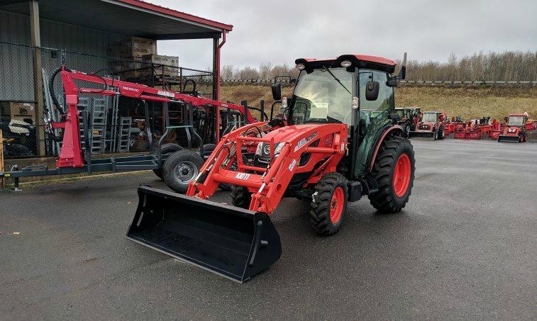 Kioti DK6010 SEHC Tractor » Proudfoot Motors
