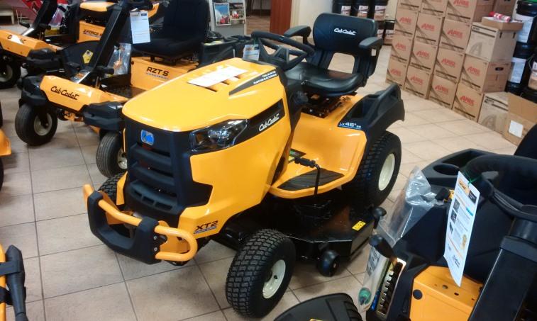 Cub Cadet LX46 FAB SE Lawn Tractor » Proudfoot Motors