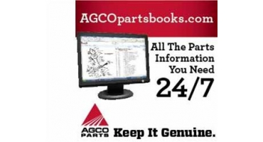 AGCOpartsbooks.com